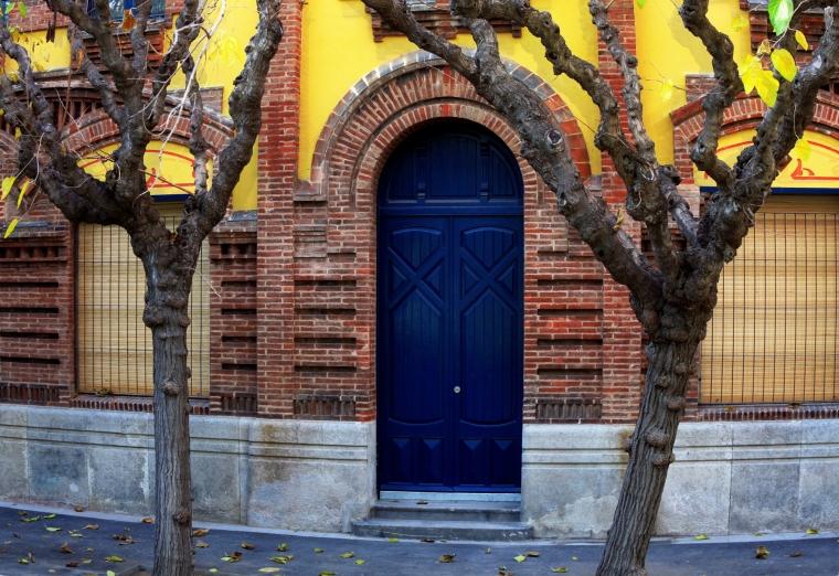 BCN doorway