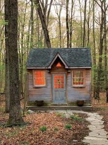 itty bitty house