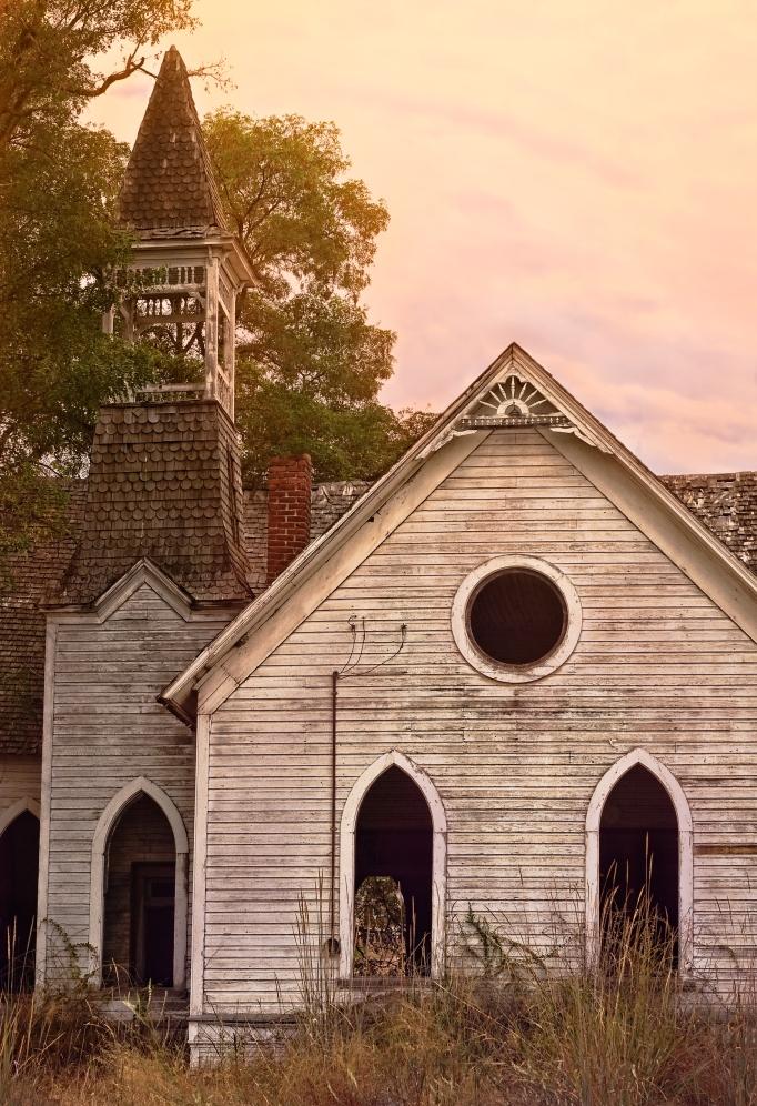 old church_3072