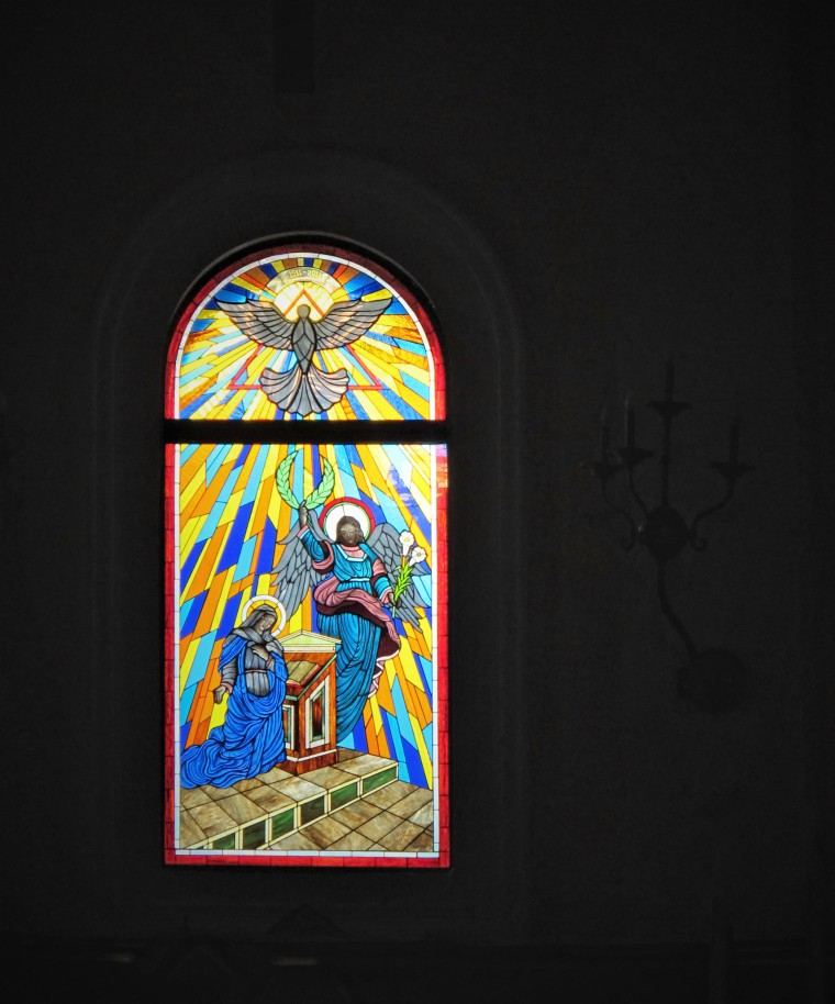 stained glass window_9259