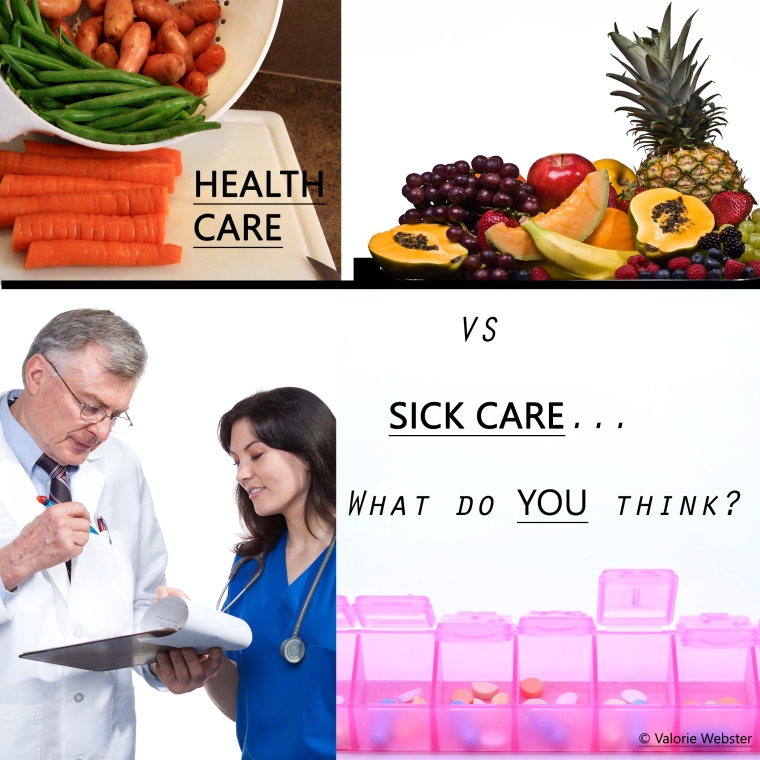 Health vs Sick