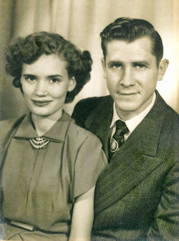 Opal and Earl Williams 1949