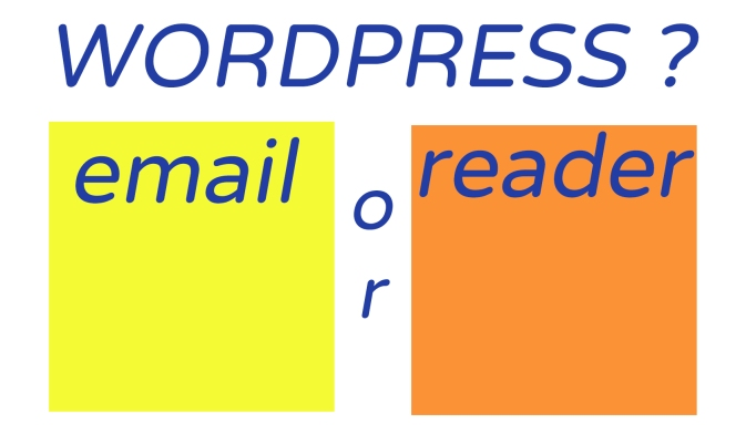 email or reader