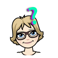 Question Bitmoji